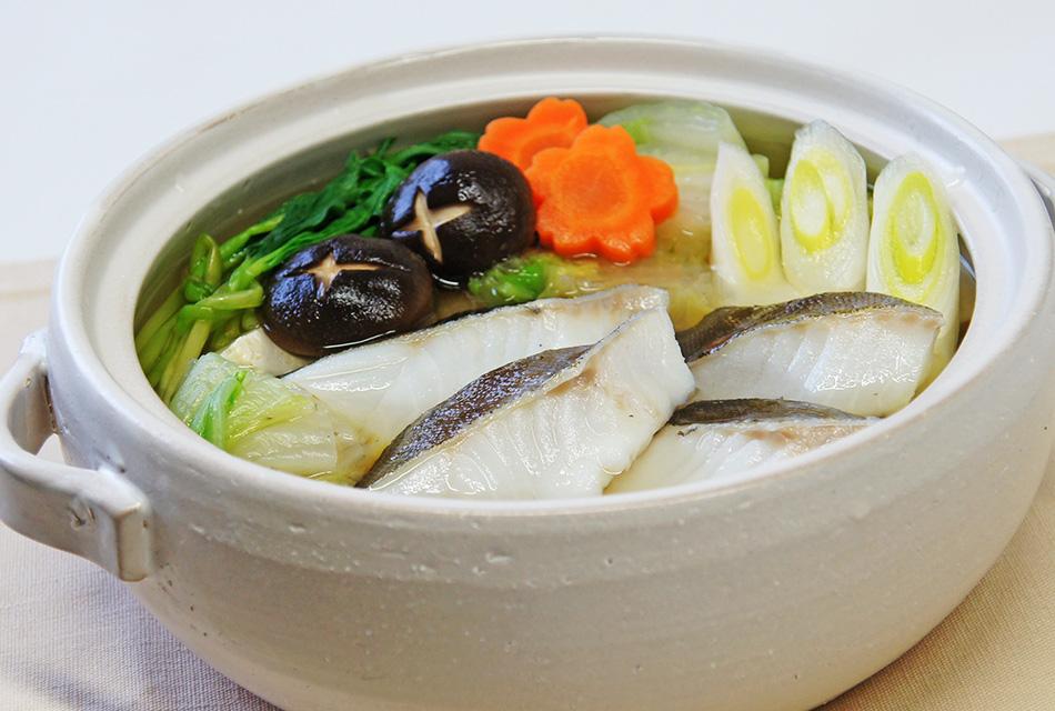 たらちり鍋; レシピ